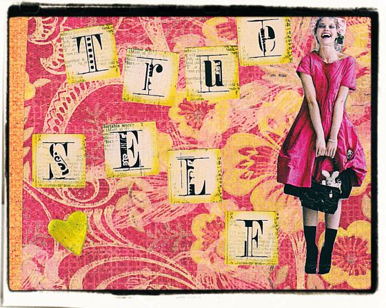 True Self Card 2