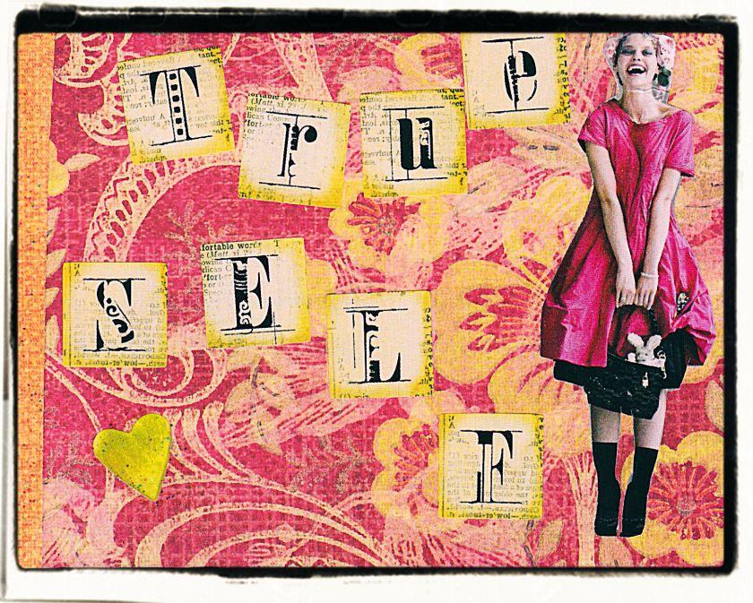 True Self Card 2